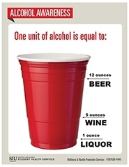 Alcohol Bulletin Board Page One